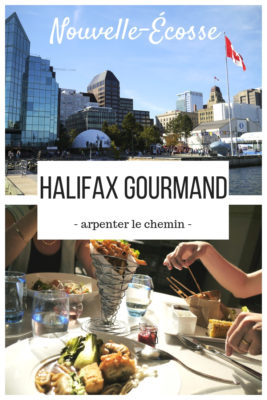halifax gourmand gourmet foodie nouvelle-ecosse voyage canada road-trip maritimes arpenter le chemin