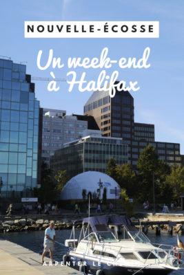 halifax que faire week-end que voir nouvelle-ecosse road-trip blog voyage canada arpenter le chemin