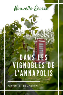 wolfville annapolis gourmand foodie nouvelle-ecosse vin vignobles magic bus road-trip canada arpenter le chemin