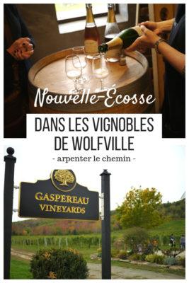 wolfville gourmand foodie vignobles annapolis valley nouvelle-ecosse voyage canada road-trip maritimes arpenter le chemin