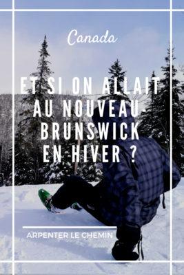 road-trip nouveau-brunswick hiver que voir ou aller moncton itineraire blog voyage canada arpenter le chemin