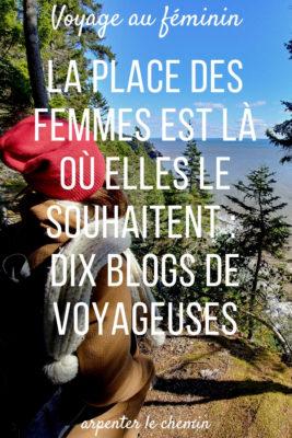 blog voyage solo feminin voyageuses europe canada arpenter le chemin (1)