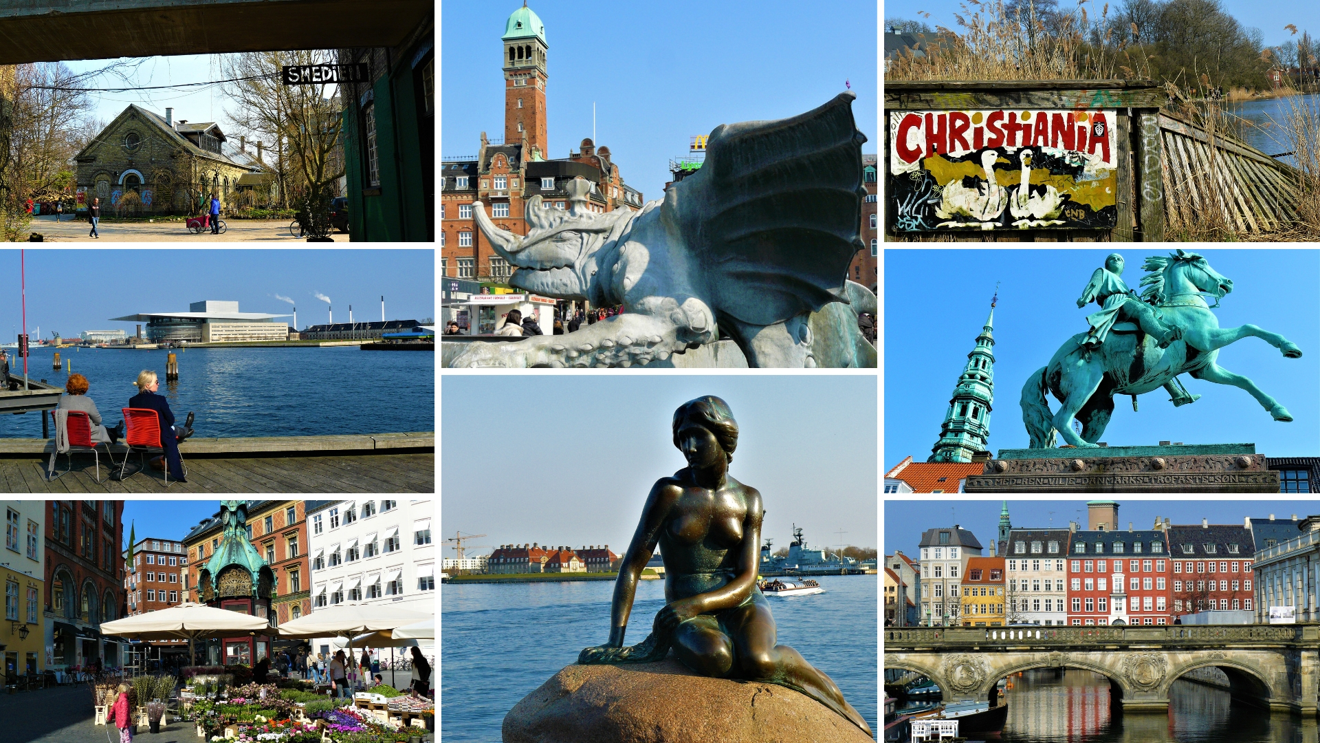 copenhague que voir danemark blog voyage europe du nord scandinavie train arpenter le chemin