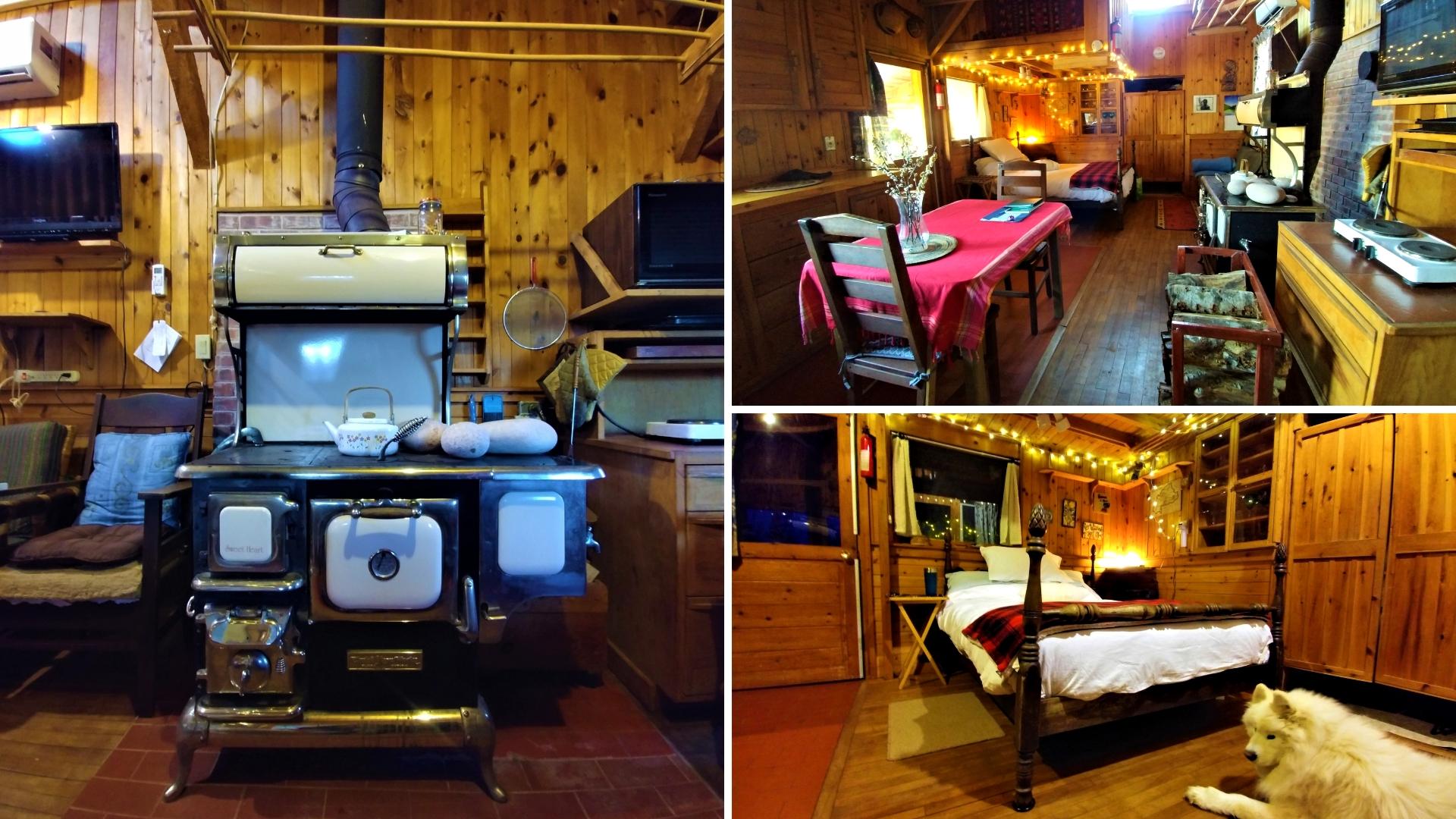tatamagouche chalet cottage escapade nouvelle-ecosse blog voyage canada arpenter le chemin