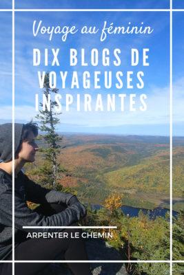 voyager au feminin solo voyageuses journee droits des femmes blog voyage arpenter le chemin