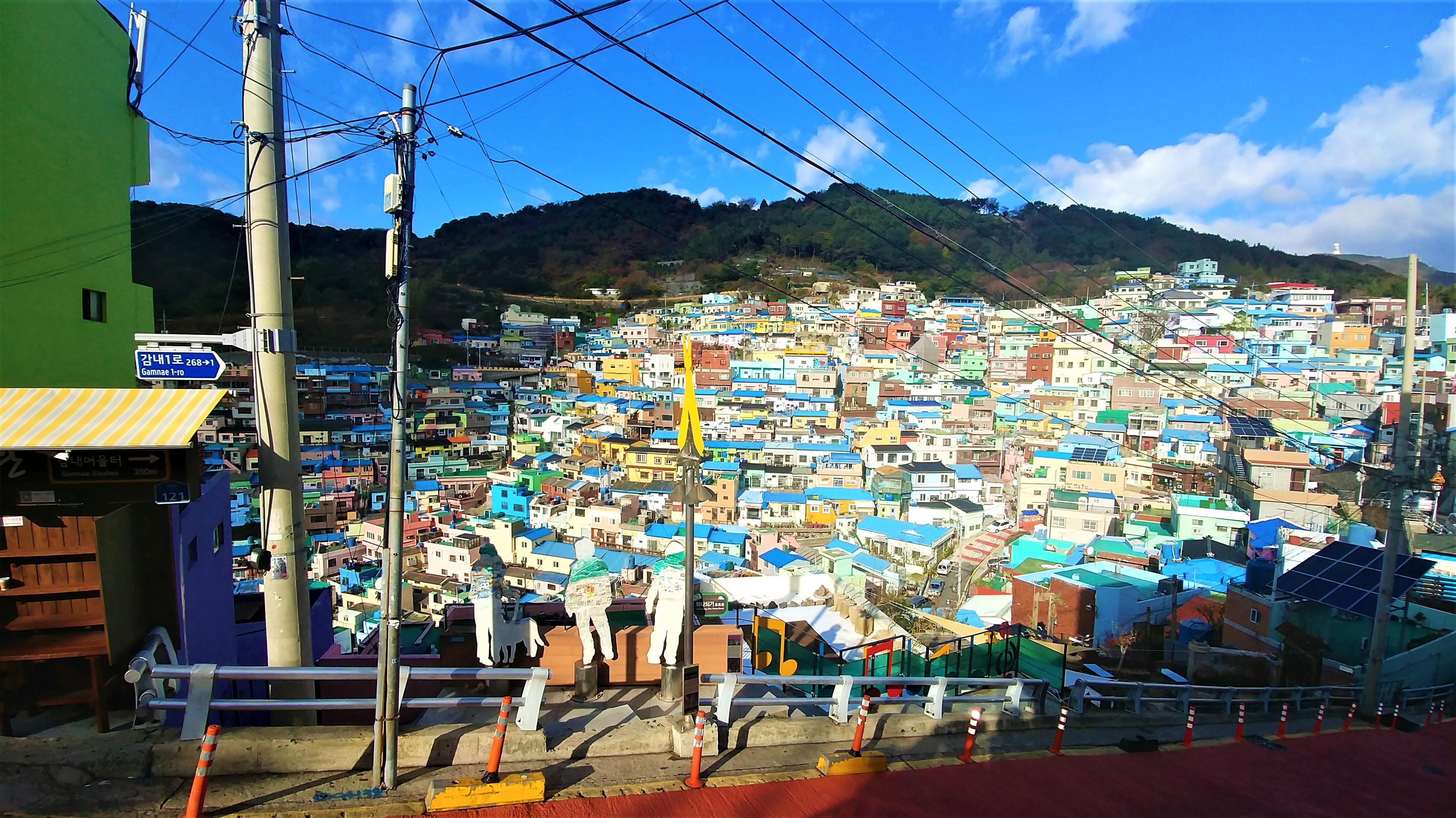 Busan gamcheon que voir que faire blog voyage coree du sud arpenter le chemin