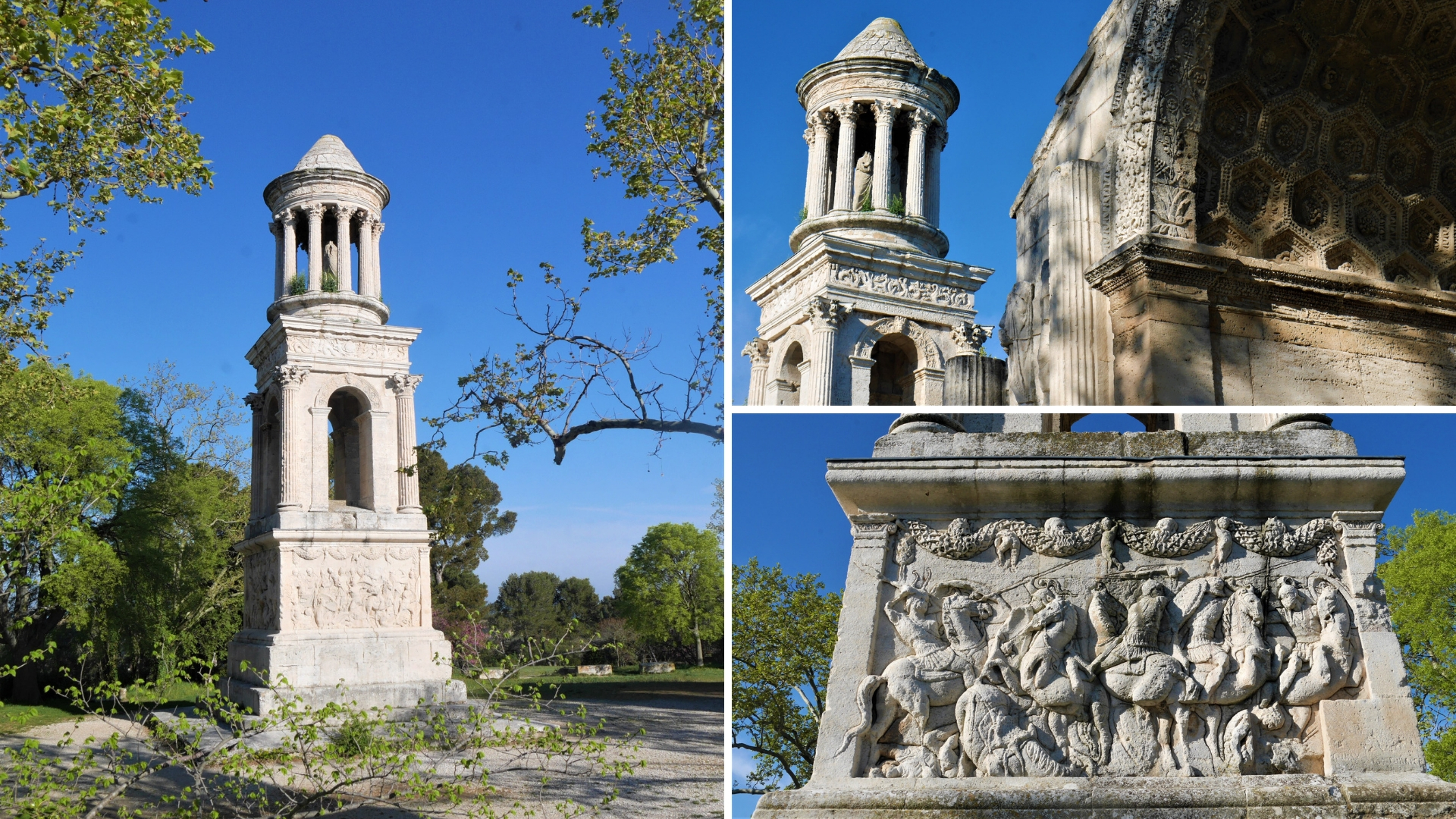 Glanum Antique Saint Remy de Provence