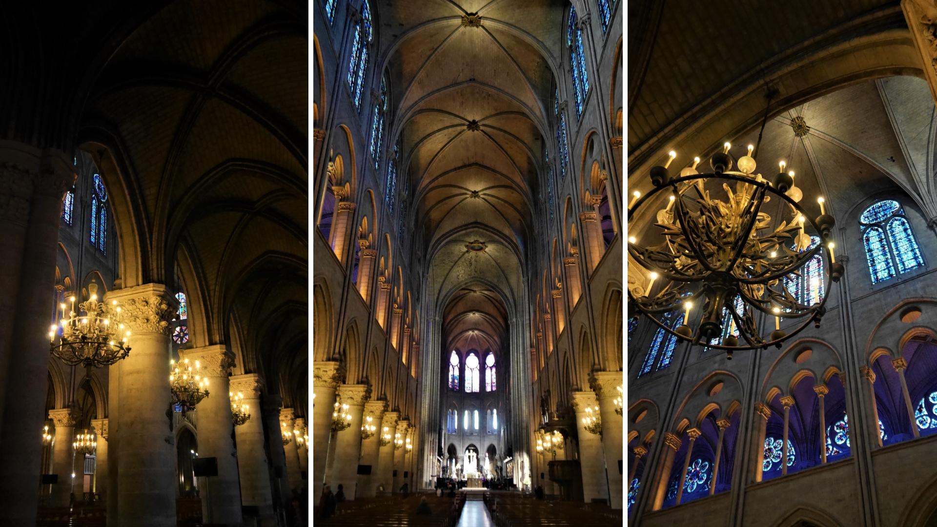 Notre-Dame Paris visiter blog voyage france arpenter le chemin