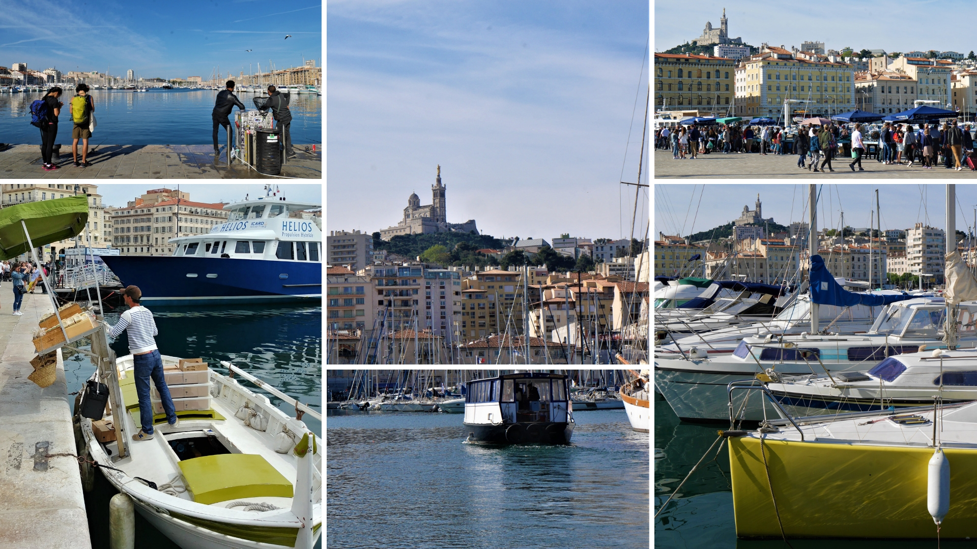 marseille vieux-port visiter provence blog voyage france arpenter le chemin (1)