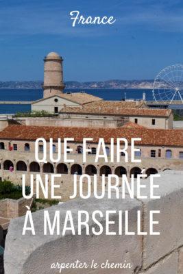 marseille voyage citytrip blog voyage france arpenter le chemin