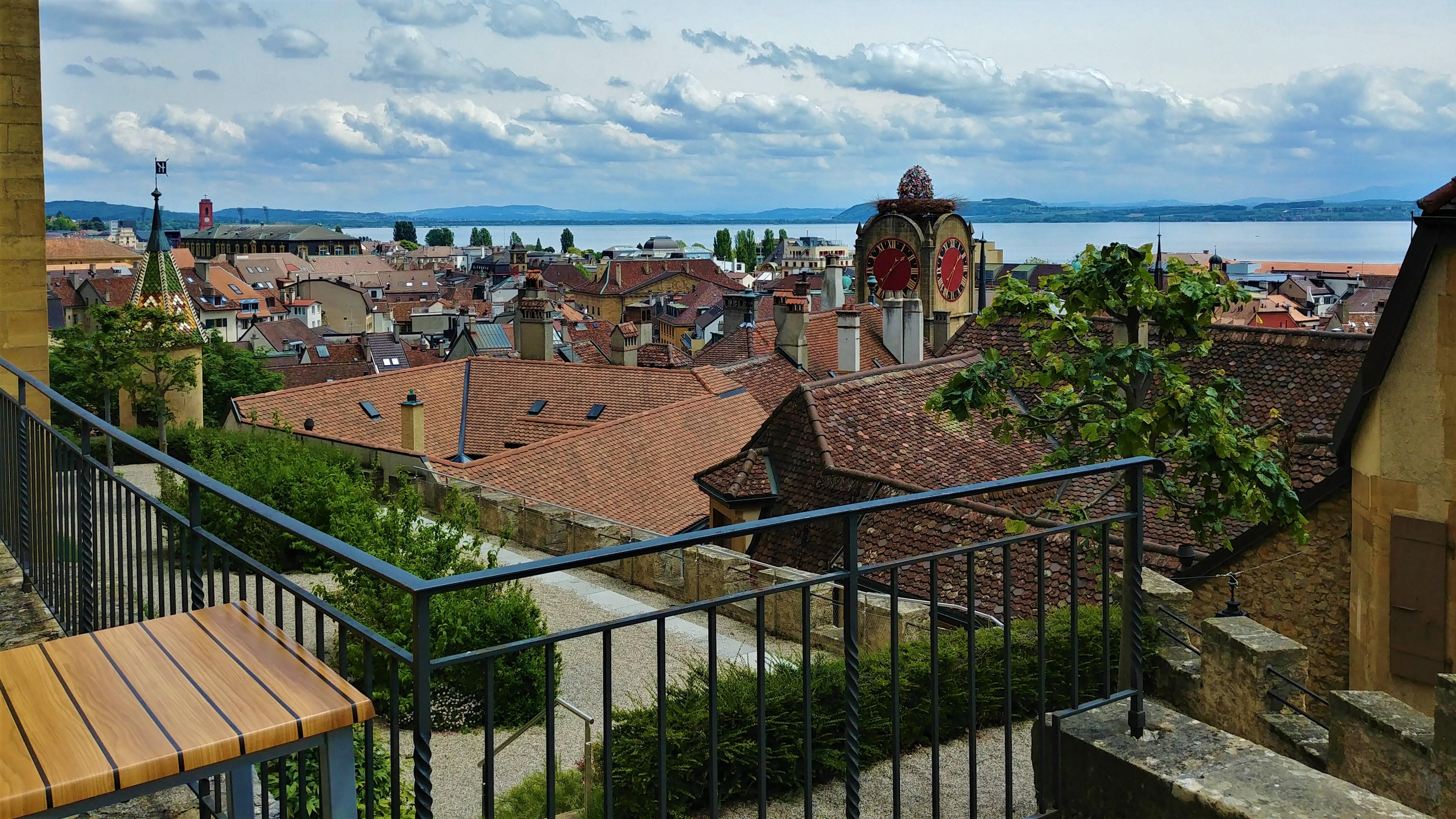 Neuchatel canton visite blog voyage suisse arpenter le chemin