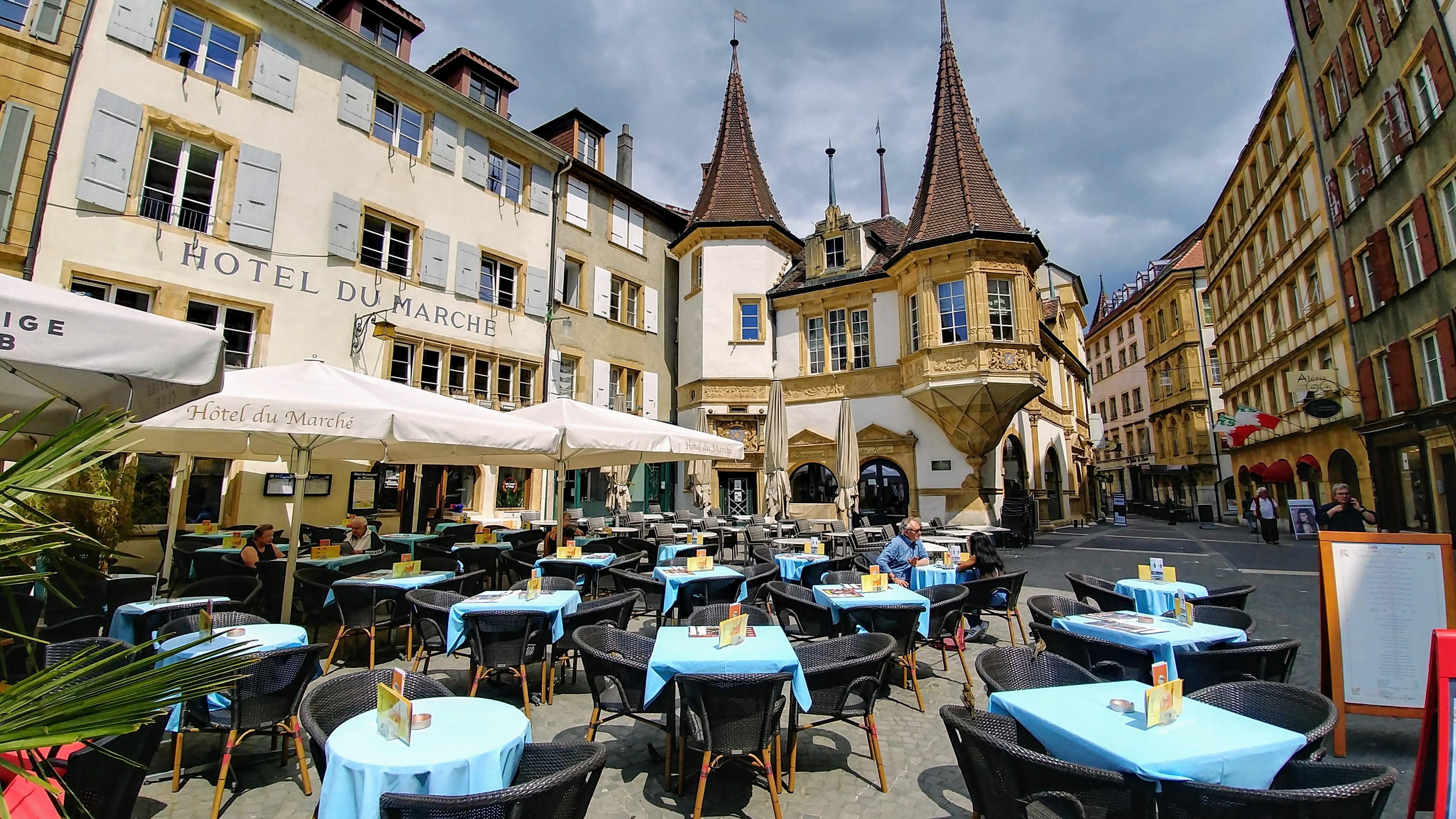 Neuchatel que voir que faire blog voyage suisse arpenter le chemin