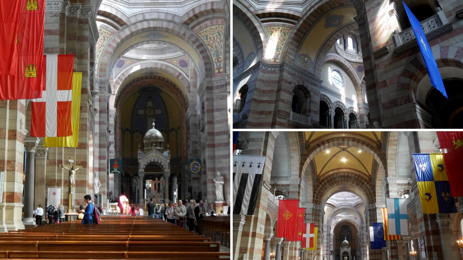 marseille cathedrale major visiter provence blog voyage france arpenter le chemin
