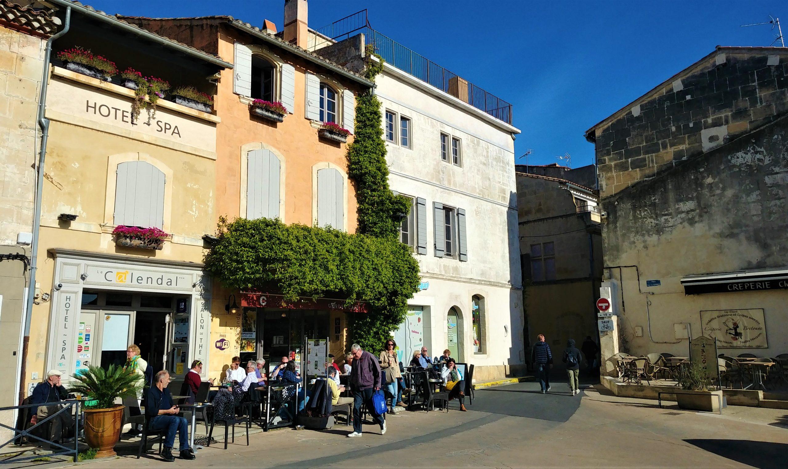 Arles hotels où dormir bonnes adresses blog voyage provence