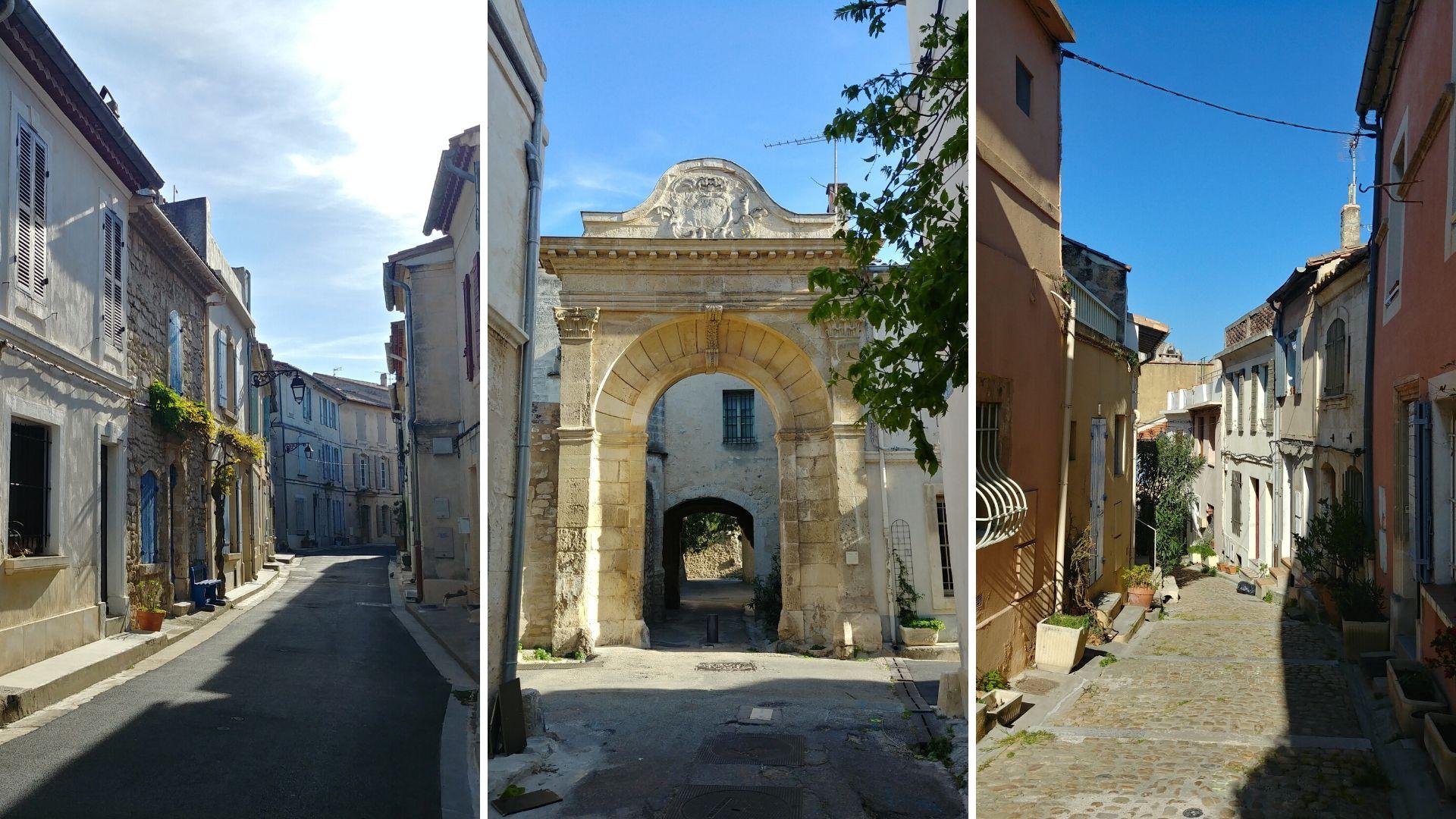 Arles visiter Hauture