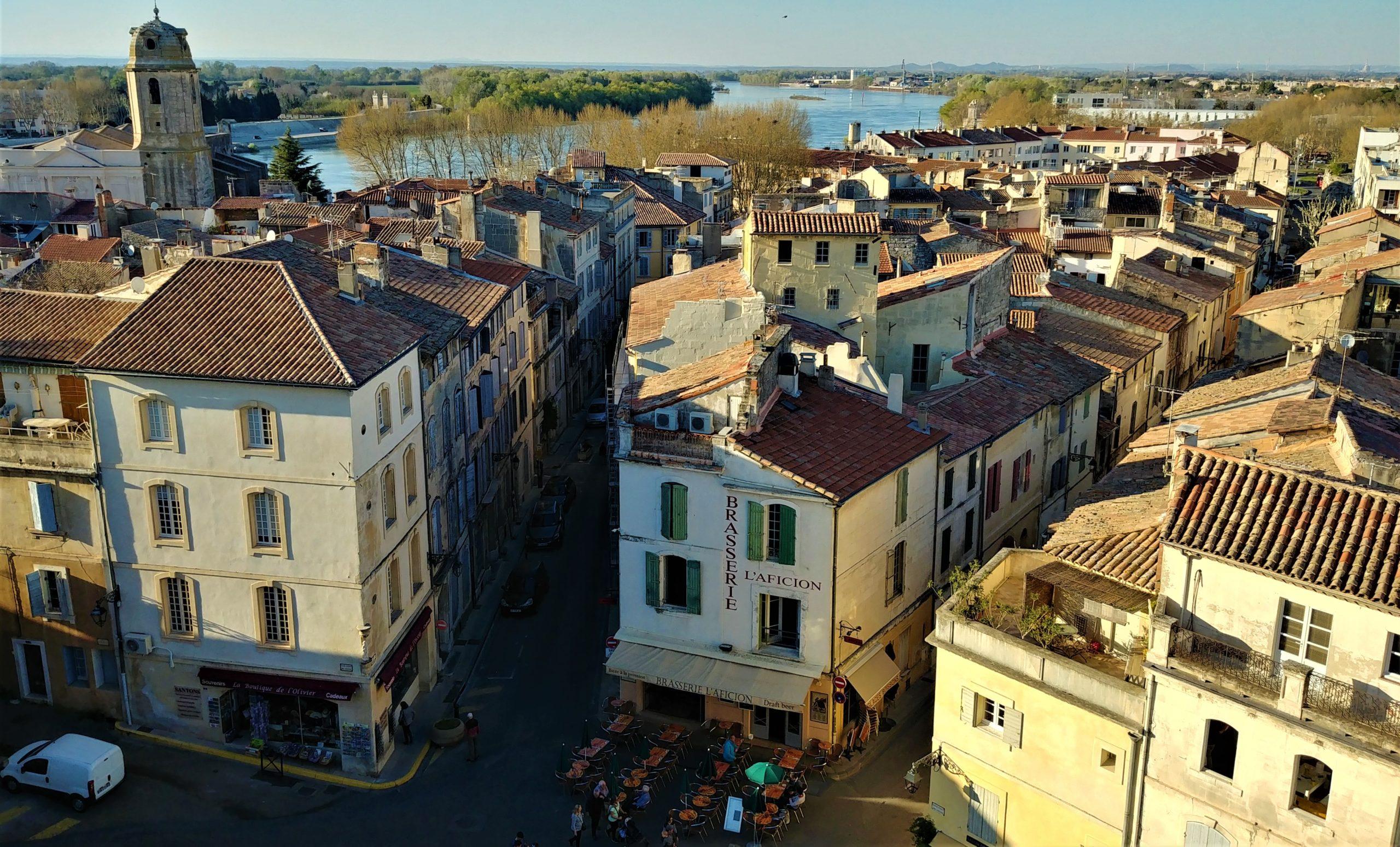 Arles voyage provence midi que voir blog voyage arpenter le chemin