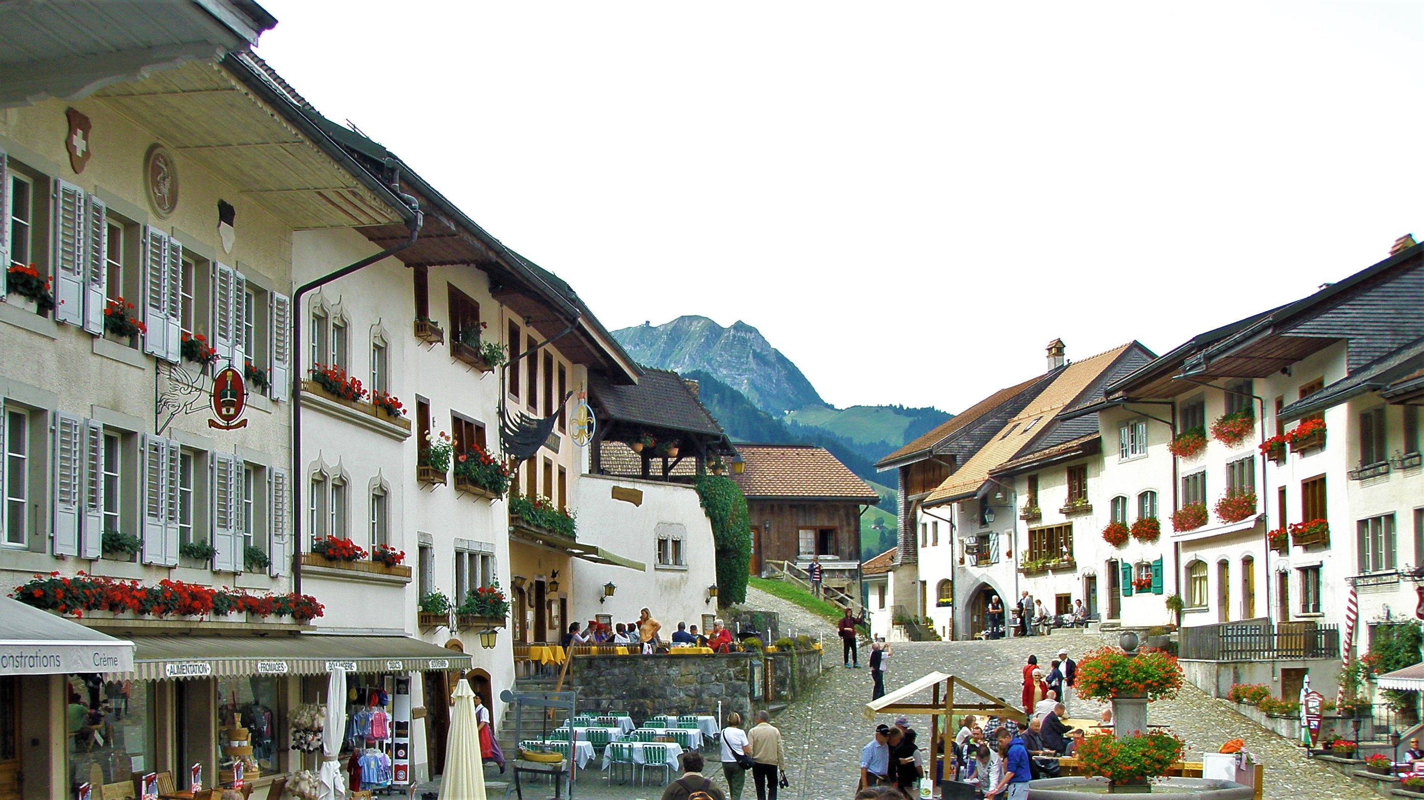 gruyeres que visiter suisse romande