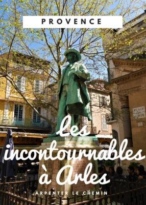 Un week-end à Arles, en Provence __ Arpenter le chemin, blog de voyage