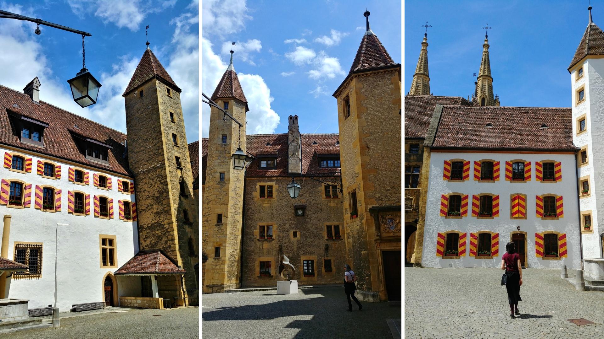 neuchatel chateau vieille ville visiter itineraire suisse romande blog voyage
