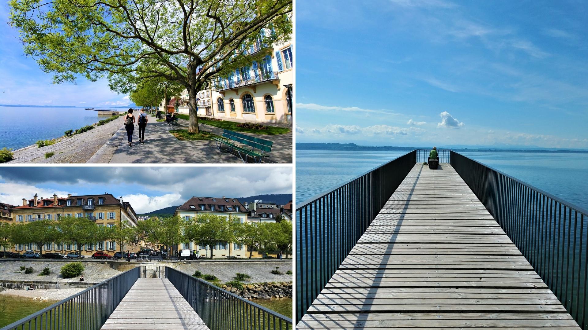 neuchatel lac itineraire ou dormir visiter suisse romande blog voyage