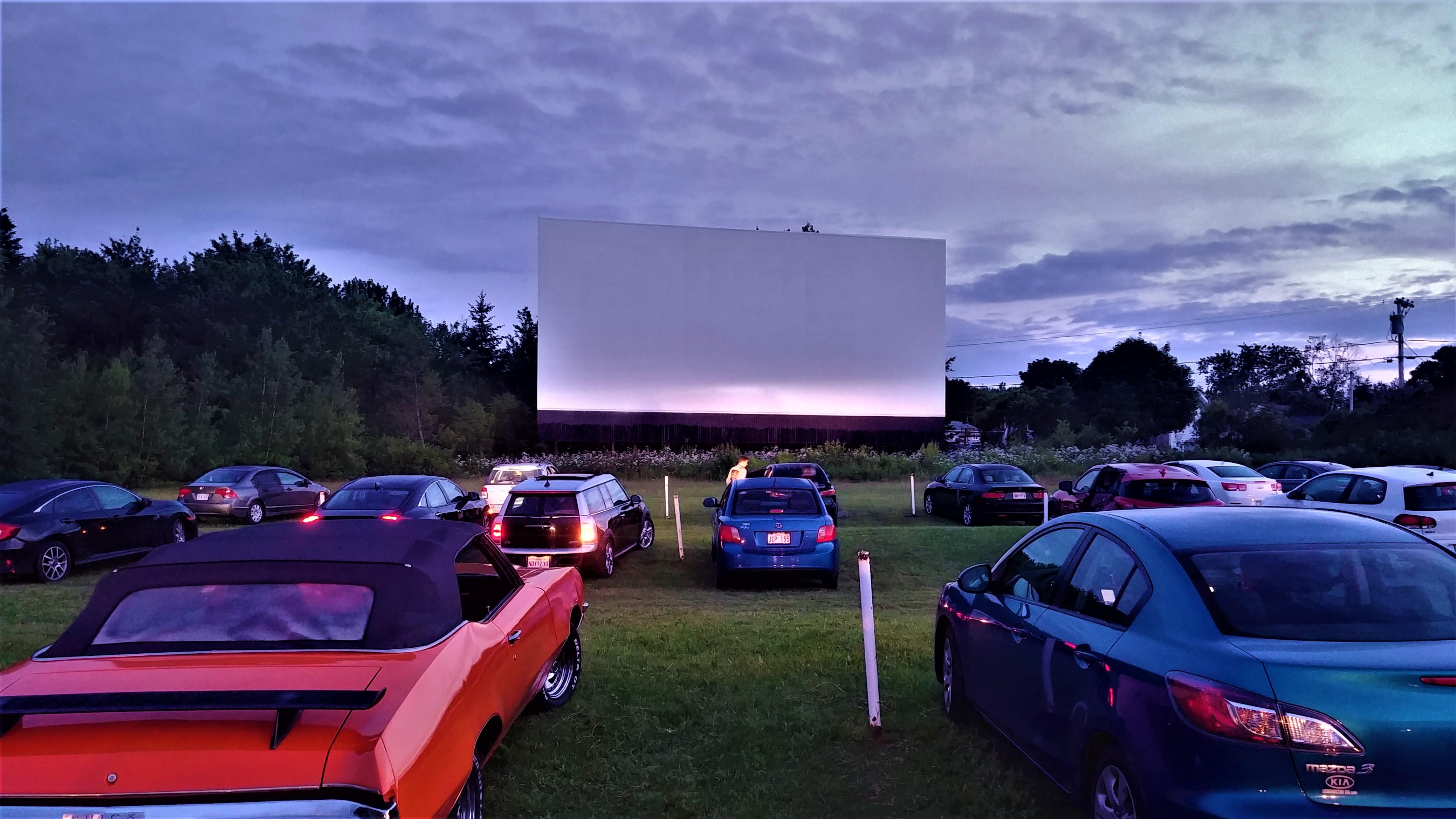 activites ete shediac moncton cine drive-in cine-parc voyage nouveau-brunswick canada road-trip
