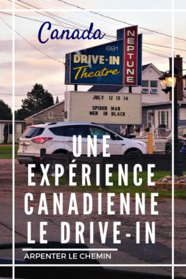 drive-in canada voyage