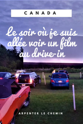 drive-in experience insolite canada