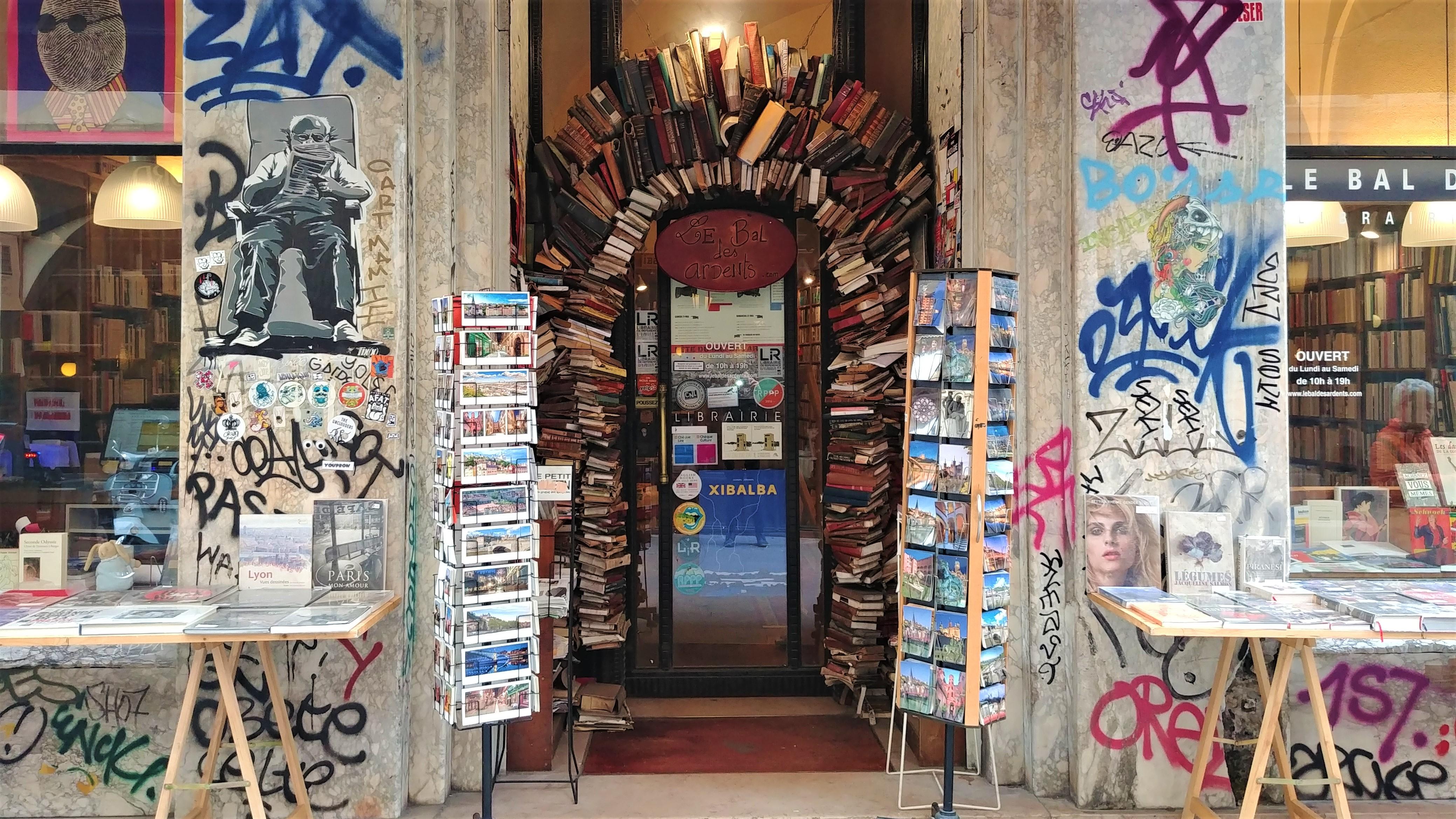 librairie bal des ardents lyon insolite erotique lieux secrets blog voyage