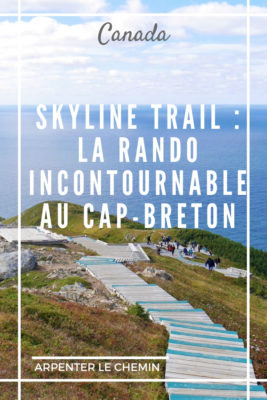 nouvelle-ecosse cabot trail randonnee blog voyage canada arpenter le chemin
