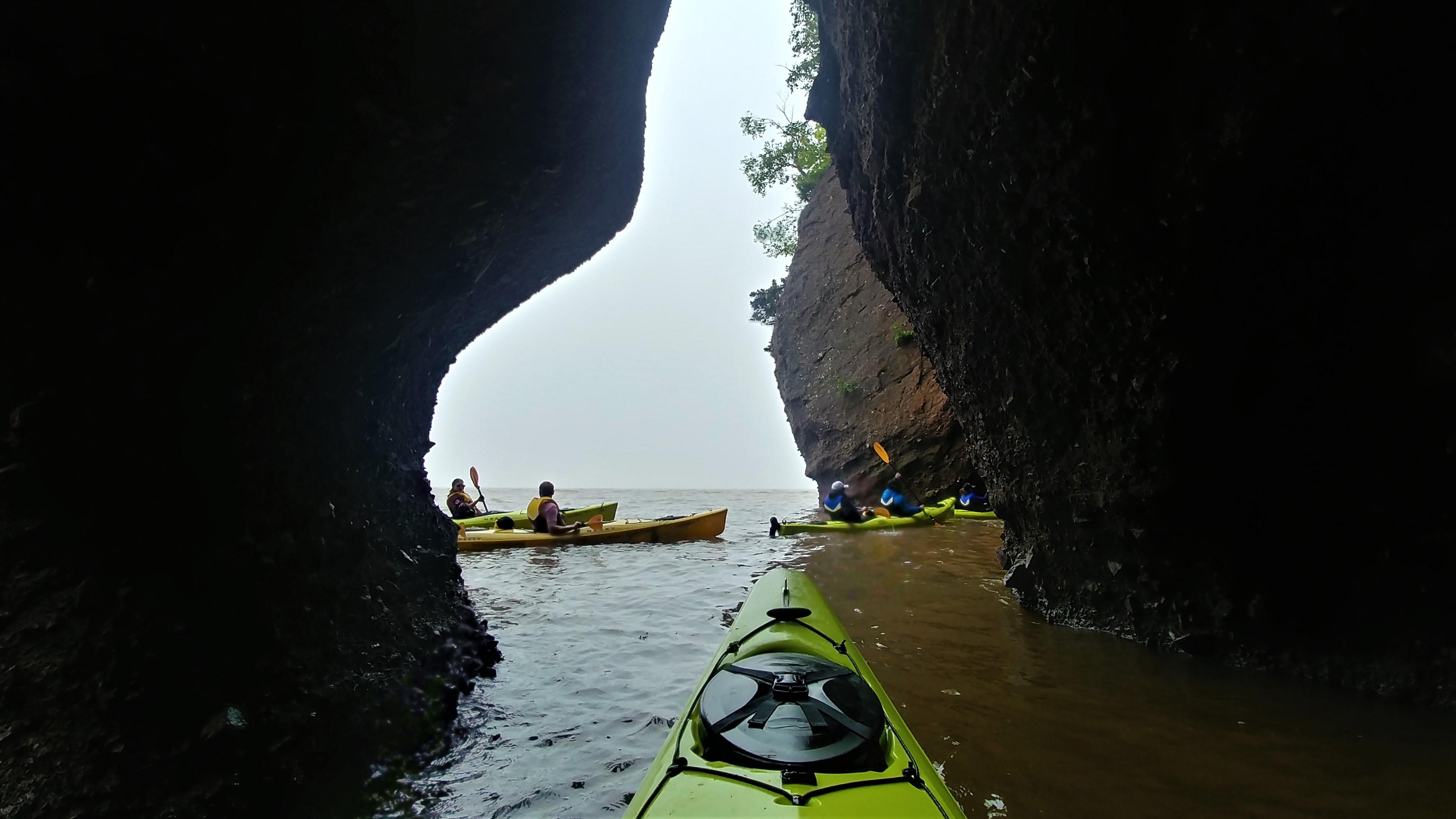 rochers hopewell kayak que voir nouveau-brunswick