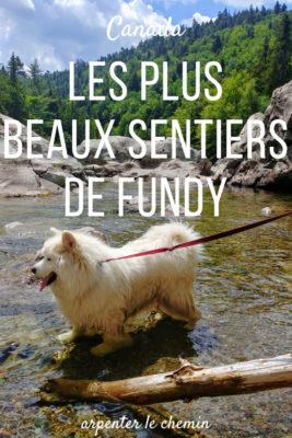 sentiers randonnee parc fundy nouveau-brunswick canada