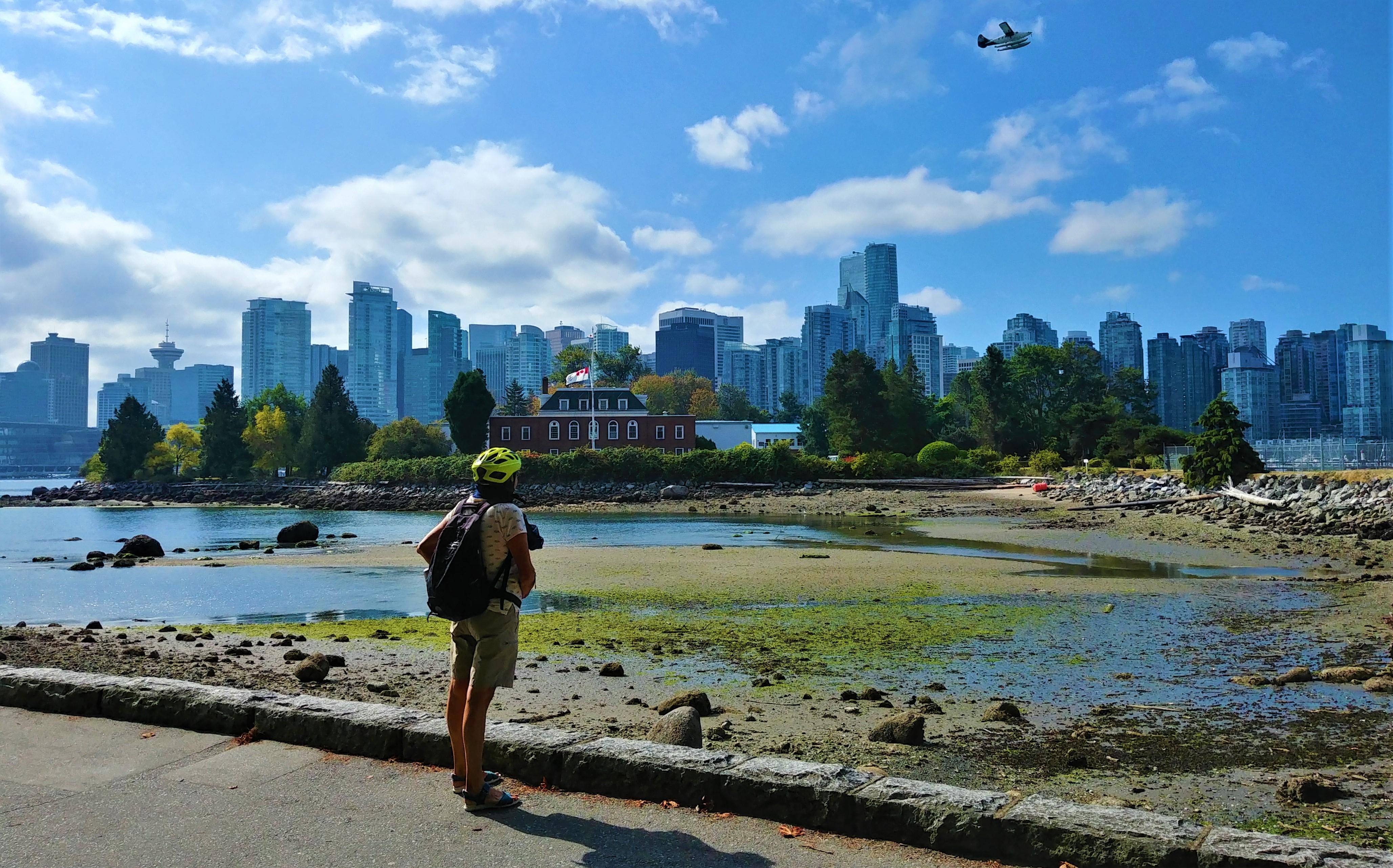 Vancouver Stanley Park ou louer velo que voir conseils
