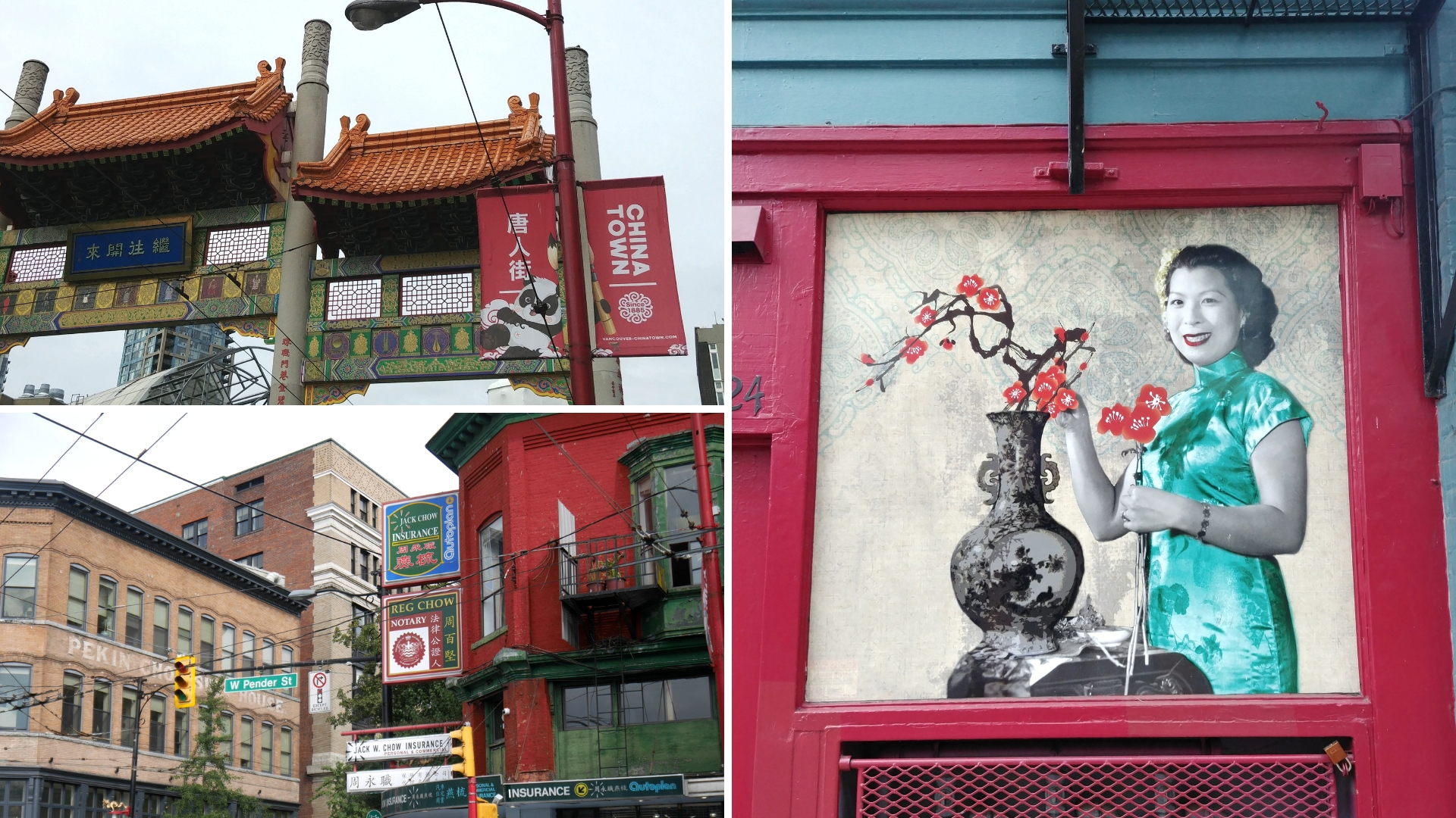 Vancouver chinatown que voir que faire balade blog voyage canada arpenter le chemin