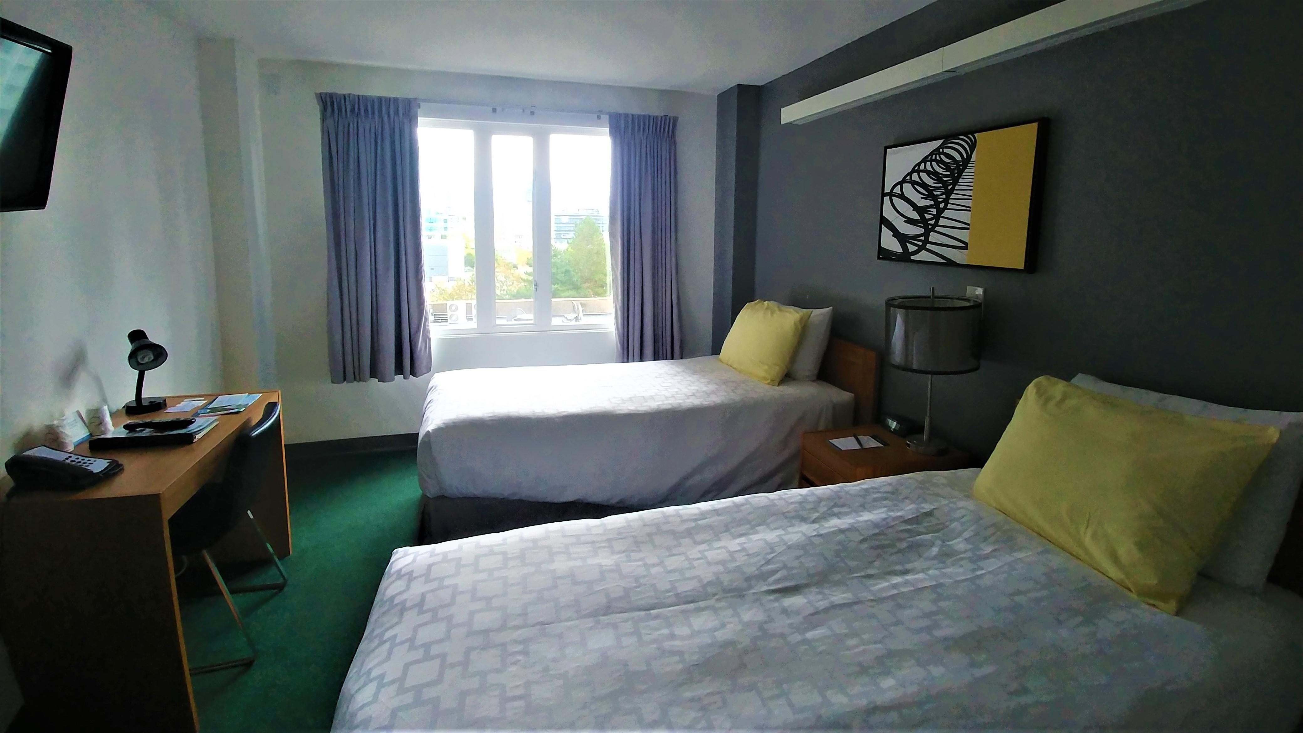 Vancouver ywca ou dormir hotel pas cher