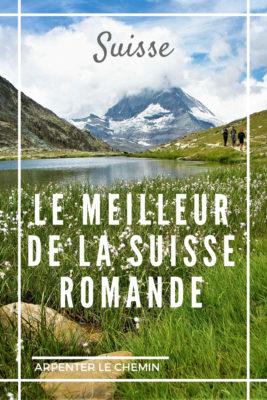meilleur suisse romande randonnee visites blog voyage