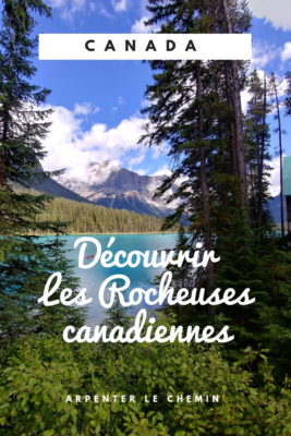 rocheuses canada road-trip itineraire