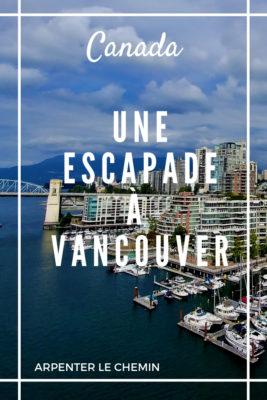 voyage vancouver canada