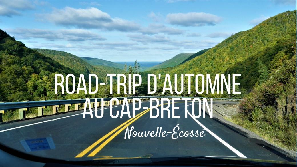 road-trip piste cabot trail nouvelle-ecosse canada