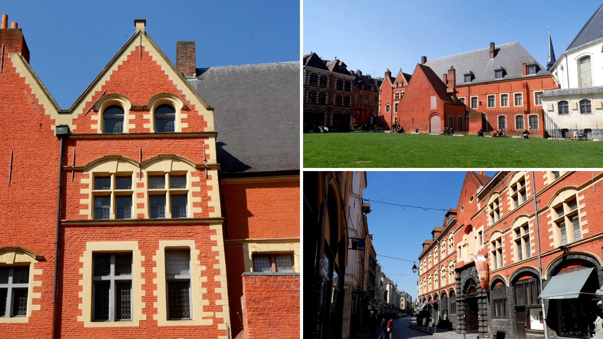 vieux Lille hospice comtesse que voir blog voyage france arpenter le chemin