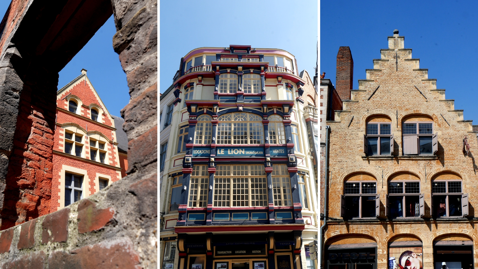 vieux Lille que voir blog voyage france arpenter le chemin