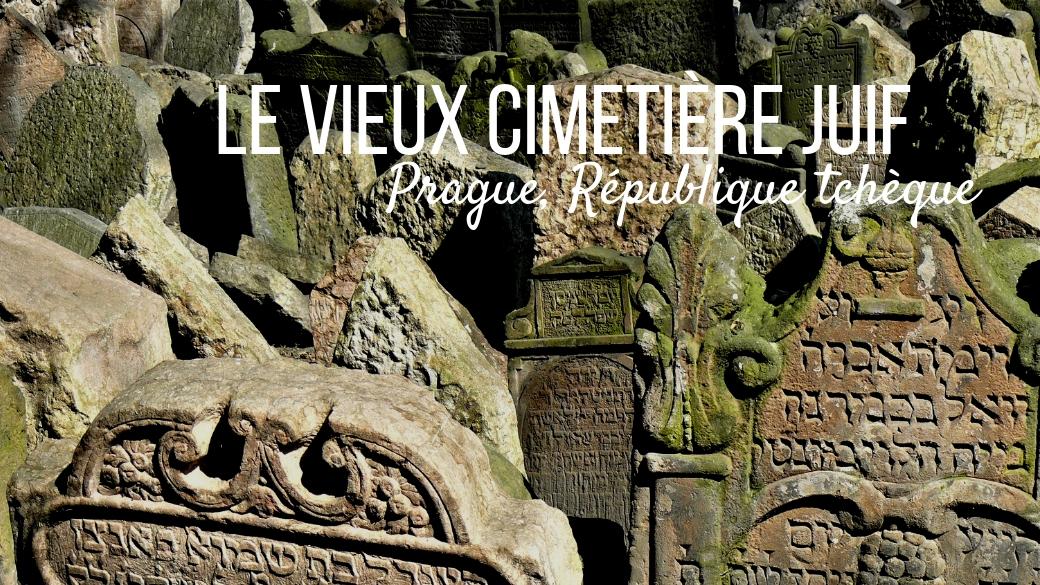 vieux cimetière juif prague
