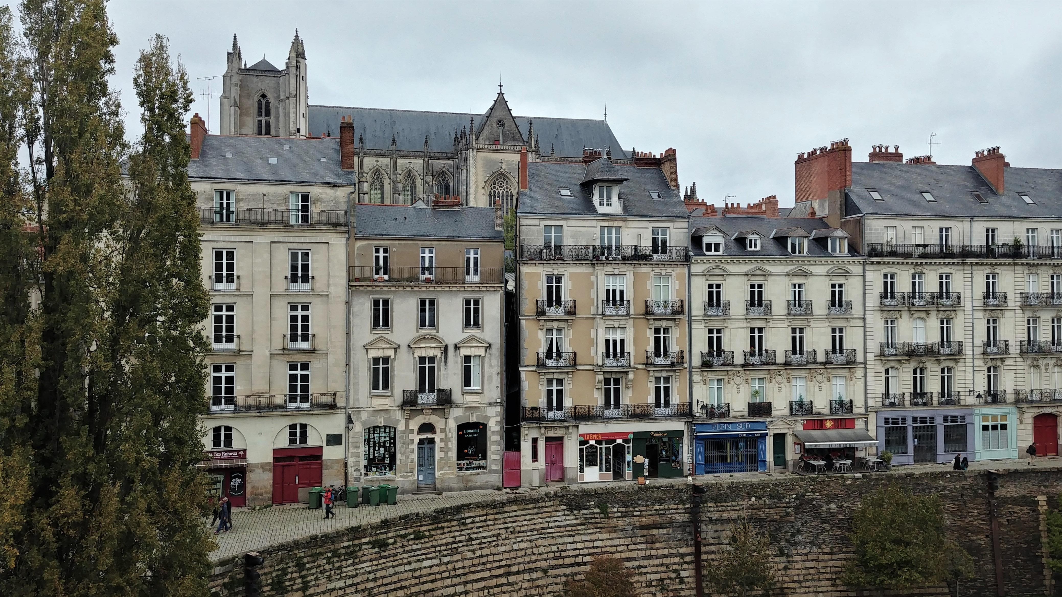 Nantes chateau ducs bretagne infos pratique gratuit blog voyage france arpenter le chemin