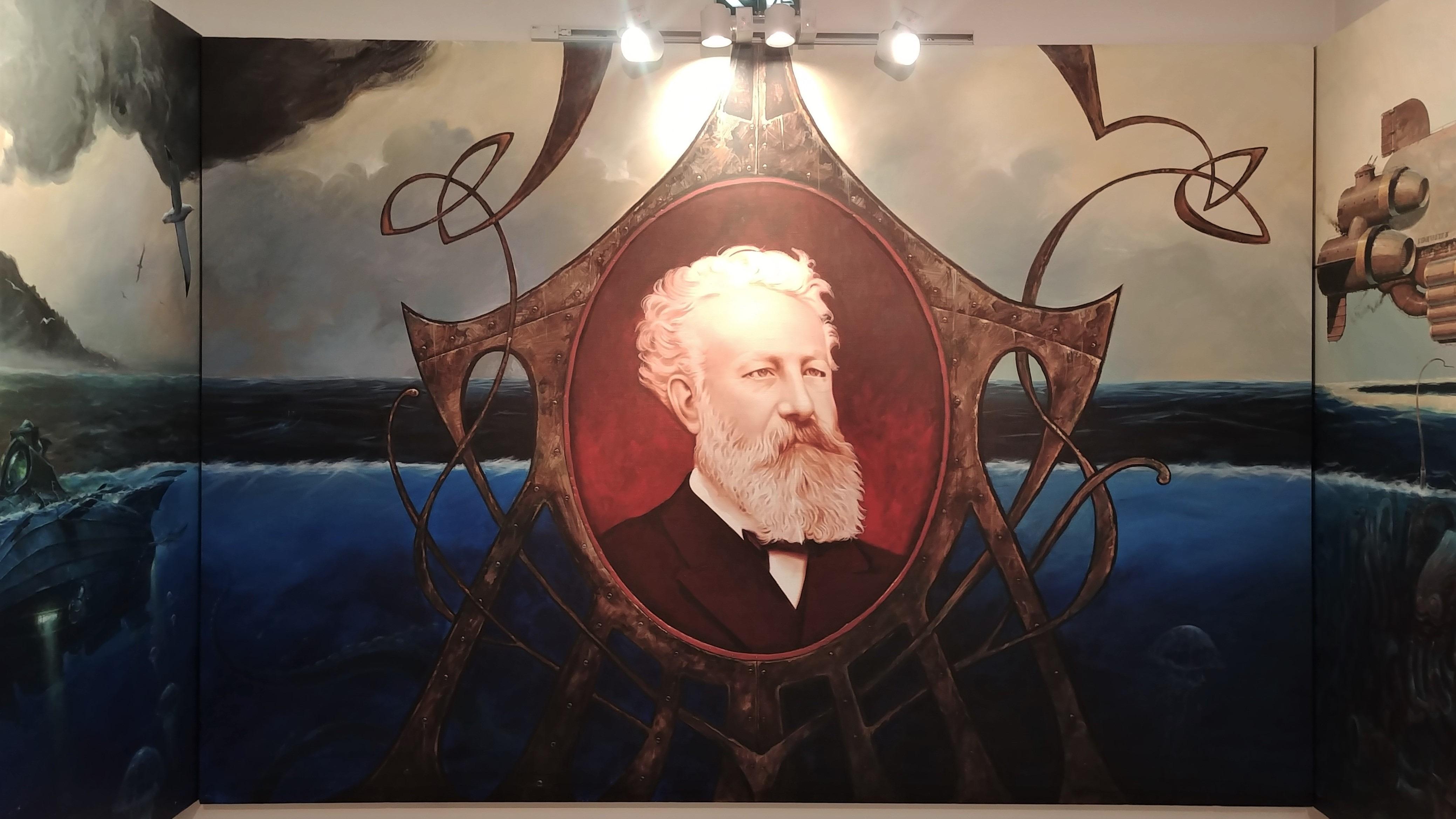 Nantes musee Jules Verne visiter horaires tarifs blog voyage france arpenter le chemin