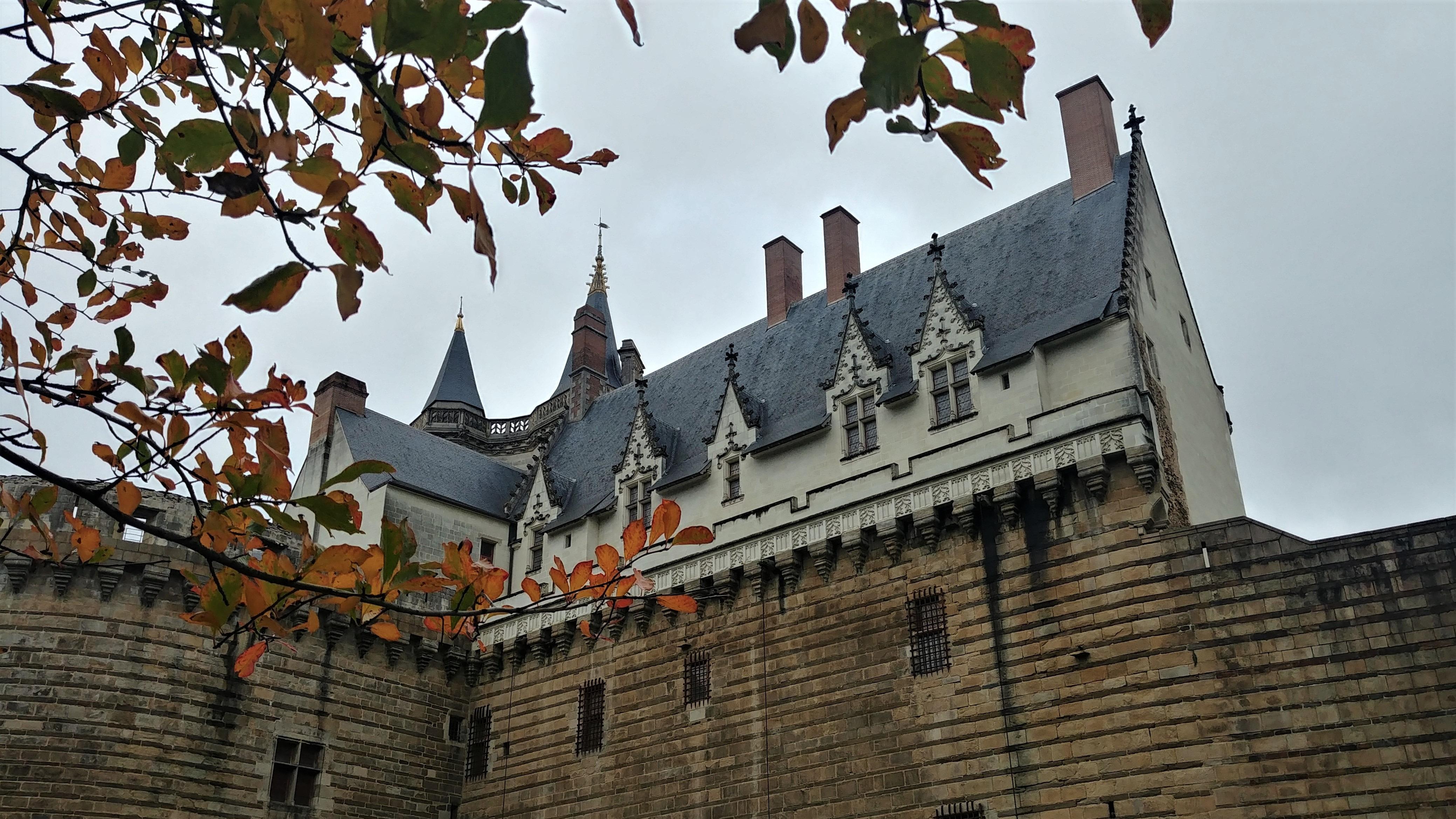 Nantes visiter chateau bretagne infos pratiques blog voyage france arpenter le chemin