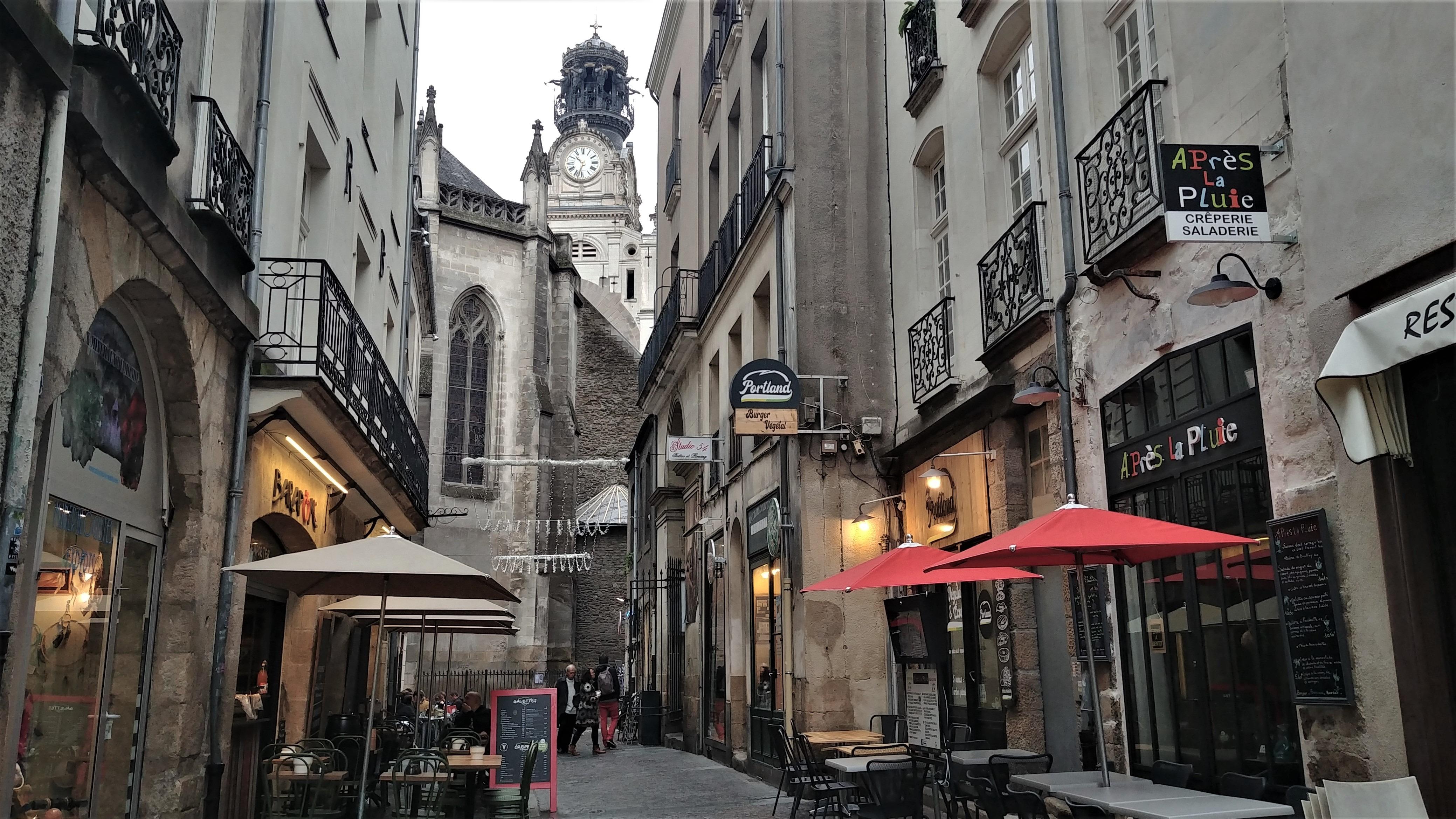 Nantes visiter ou manger ou dormir conseils escapade blog voyage france arpenter le chemin