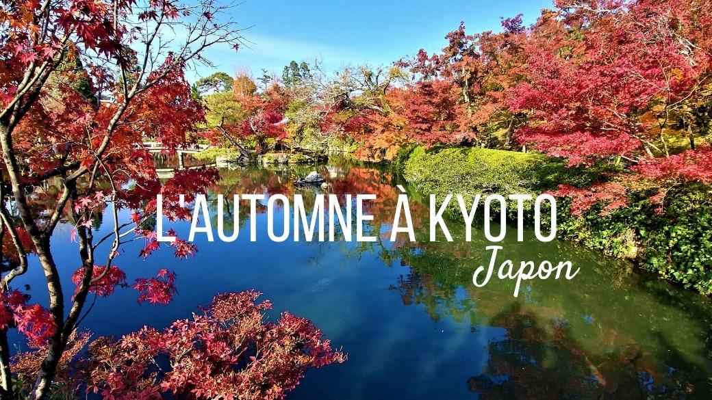 automne kyoto japon
