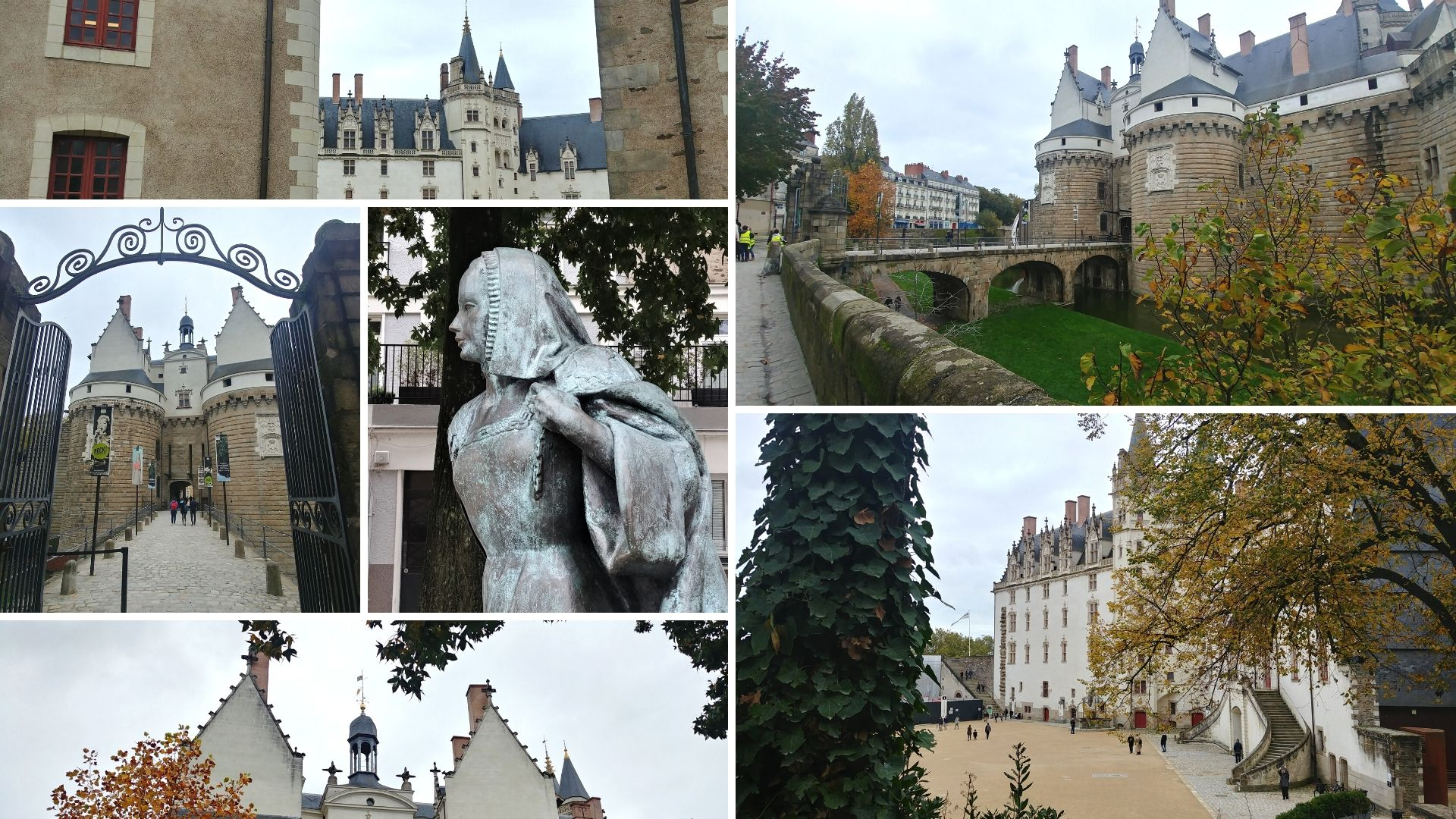 nantes chateau musee visite blog voyage france arpenter le chemin