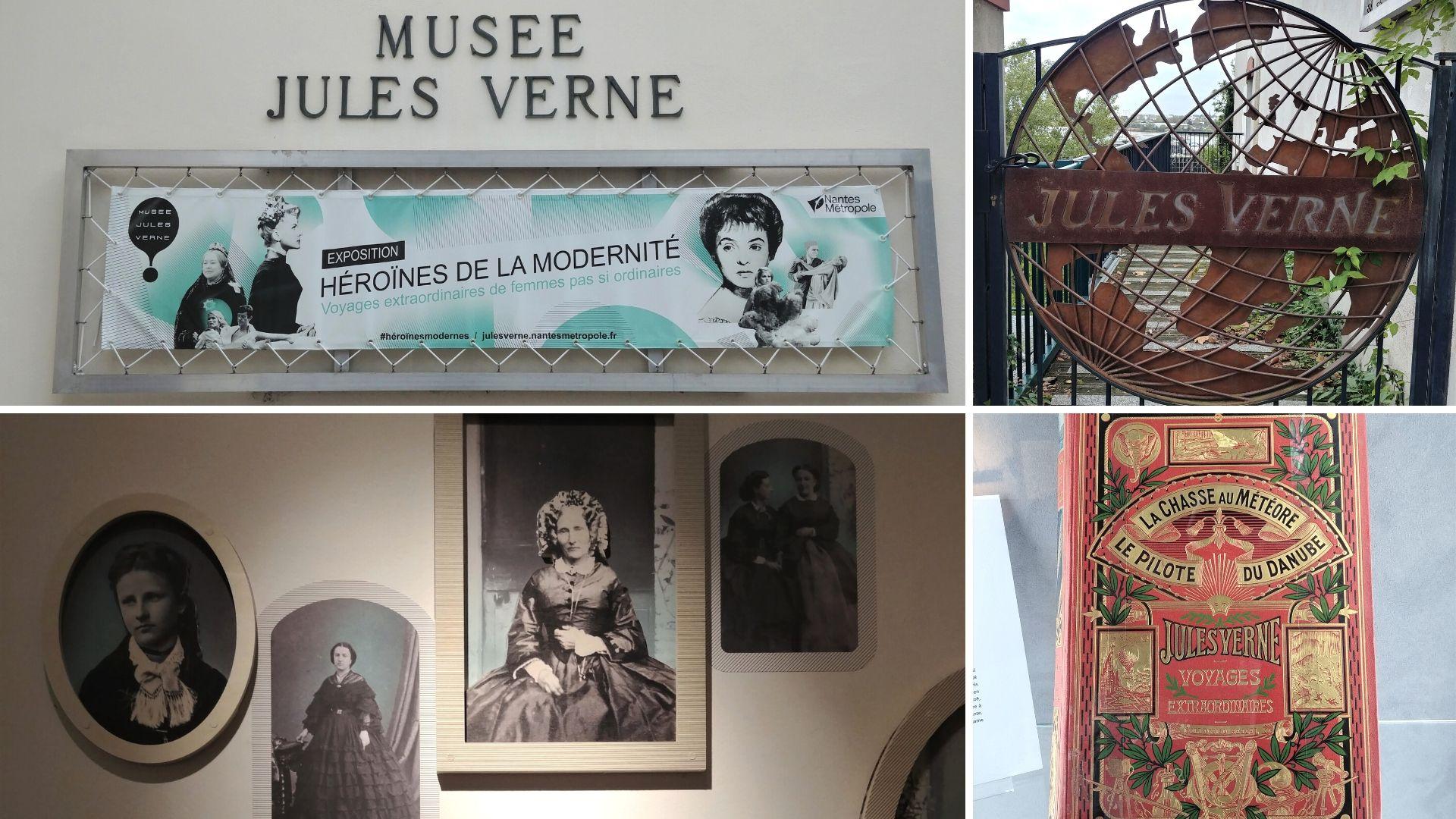 nantes musee jules verne visite blog voyage france arpenter le chemin