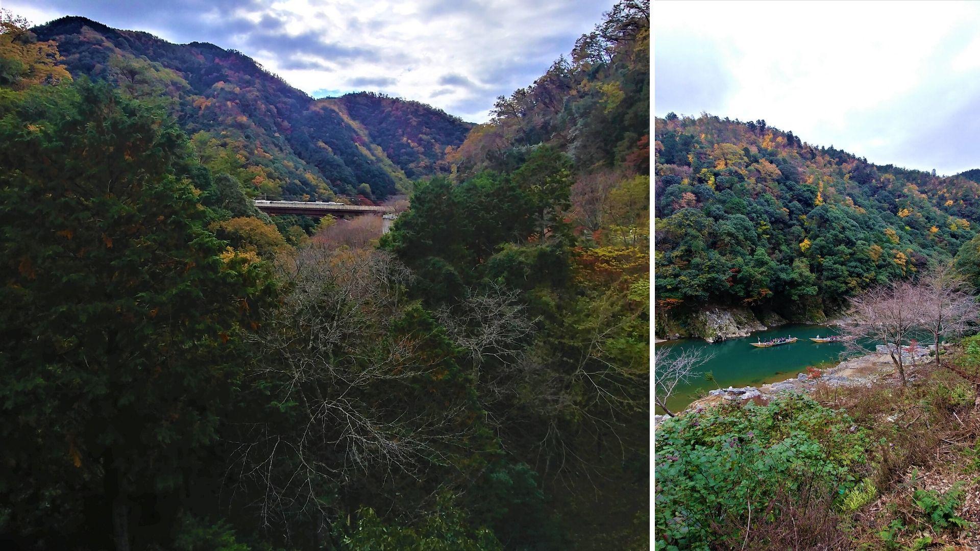 kyoto hozukyo randonnee blog voyage japon arpenter le chemin