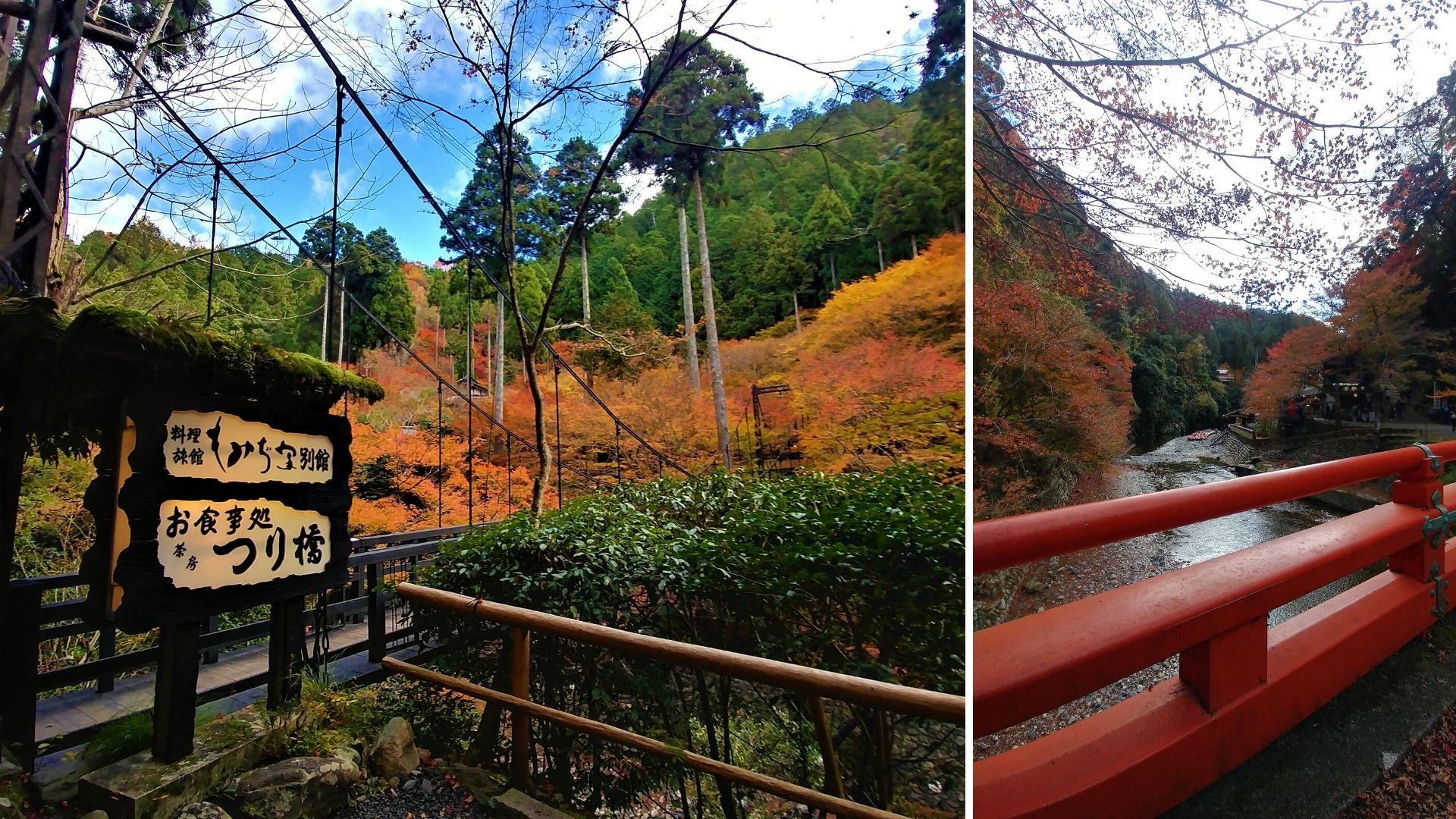 kyoto takao togano randonnee blog voyage japon arpenter le chemin
